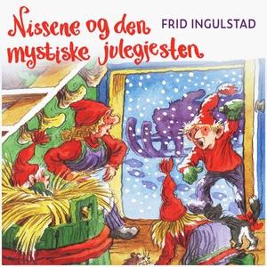 Nissene og den mystiske julegjesten (lydbok)