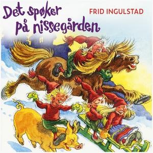 Det spøker på nissegården (lydbok) av Frid In