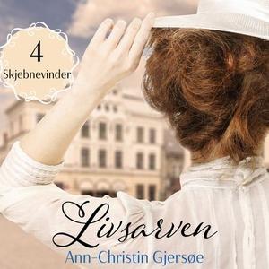 Skjebnevinder (lydbok) av Ann-Christin Gjersø