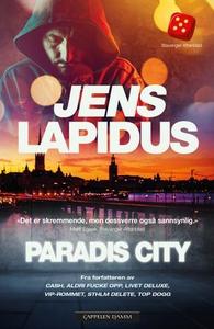 Paradis city (ebok) av Jens Lapidus