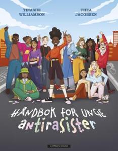 Håndbok for unge antirasister (ebok) av Tinas