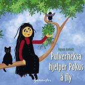 Pulverheksa hjelper Pokus å fly