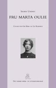 Fru Marta Oulie (ebok) av Sigrid Undset