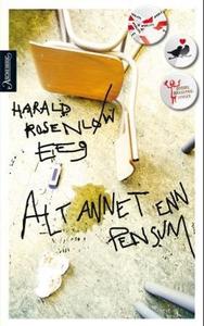 Alt annet enn pensum (ebok) av Harald Rosenlø