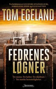 Fedrenes løgner (ebok) av Tom Egeland