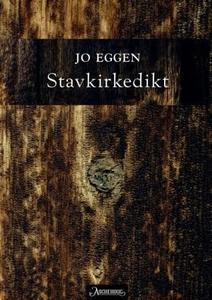 Stavkirkedikt (ebok) av Jo Eggen