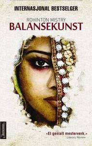 Balansekunst (ebok) av Rohinton Mistry