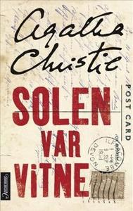 Solen var vitne (ebok) av Agatha Christie
