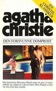 Den forsvunne domprost (ebok) av Agatha Chris
