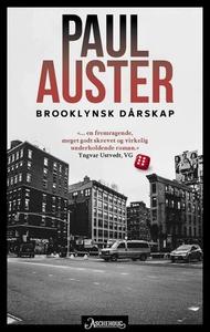 Brooklynsk dårskap (ebok) av Paul Auster