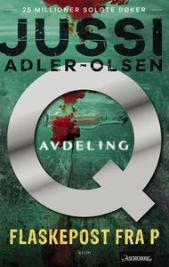Flaskepost fra P (ebok) av Jussi Adler-Olsen