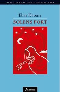 Solens port (ebok) av Elias Khoury