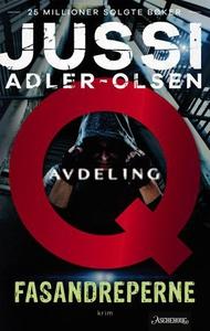 Fasandreperne (ebok) av Jussi Adler-Olsen