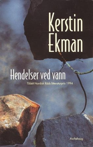 Hendelser ved vann (ebok) av Kerstin Ekman