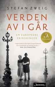 Verden av i går (ebok) av Stefan Zweig
