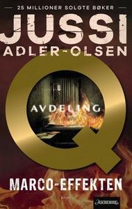 Marco-effekten (ebok) av Jussi Adler-Olsen