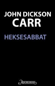 Heksesabbat (ebok) av John Dickson Carr