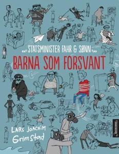 Barna som forsvant (ebok) av Lars Joachim Gri
