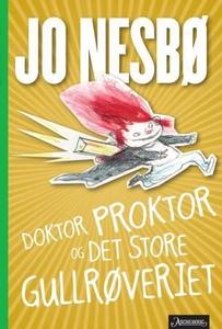Doktor Proktor og det store gullrøveriet (ebo