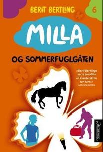 Milla og sommerfuglgåten (ebok) av Berit Bert