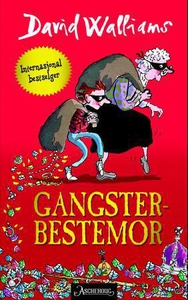 Gangster-bestemor (ebok) av David Walliams