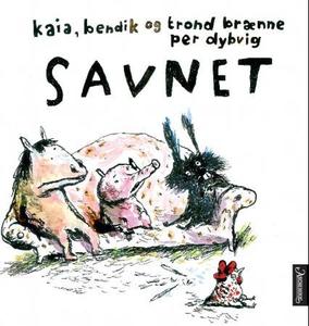 Savnet (interaktiv bok) av Kaia Brænne, Bendi