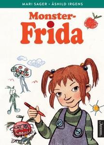 Monster-Frida (interaktiv bok) av Mari Sager