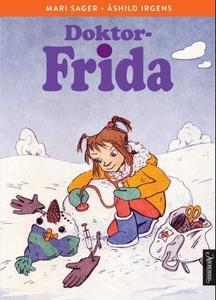 Doktor-Frida (interaktiv bok) av Mari Sager