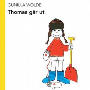Thomas går ut (interaktiv bok) av Gunilla Wol