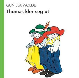 Thomas kler seg ut (interaktiv bok) av Gunill