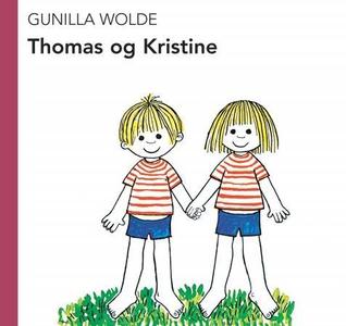 Thomas og Kristine (interaktiv bok) av Gunill