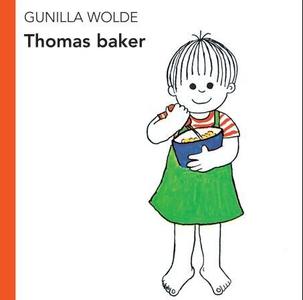 Thomas baker (interaktiv bok) av Gunilla Wold