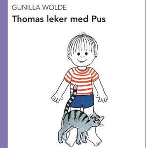 Thomas leker med pus (interaktiv bok) av Guni
