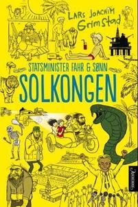 Solkongen (ebok) av Lars Joachim Grimstad