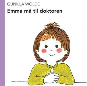 Emma må til doktoren (interaktiv bok) av Guni