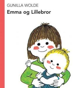 Emma og Lillebror (interaktiv bok) av Gunilla