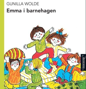 Emma i barnehagen (interaktiv bok) av Gunilla