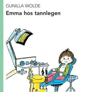 Emma hos tannlegen (interaktiv bok) av Gunill