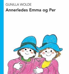 Annerledes Emma og Per (interaktiv bok) av Gu