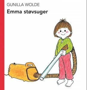 Emma støvsuger (interaktiv bok) av Gunilla Wo