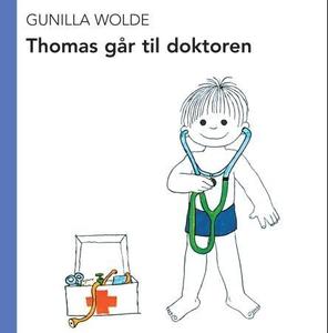 Thomas går til doktoren (interaktiv bok) av G