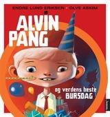 Alvin Pang og verdens beste bursdag