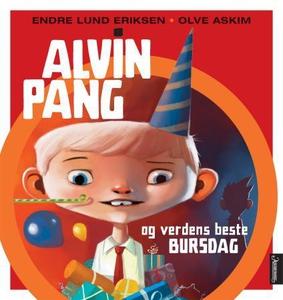 Alvin Pang og verdens beste bursdag (interakt