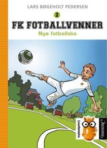 Nye fotballsko (ebok) av Lars Bøgeholt Peders