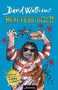 Rotteburger (ebok) av David Walliams