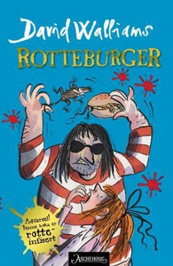 Rotteburger (ebok) av David Walliams
