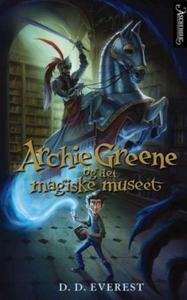 Archie Greene og det magiske museet (ebok) av