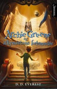 Archie Greene og alkymistens forbannelse (ebo