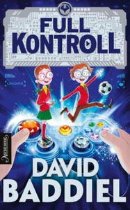 Full kontroll (ebok) av David Baddiel