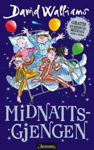 Midnattsgjengen (ebok) av David Walliams